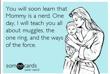 Excuse me, but your Nerd is showing... / by Emileigh Latham