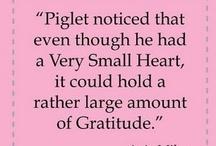 Gratitude / by Cynthia Cavitt