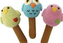 Crochet toys / by Fabiana Martins