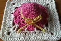 Crochet stitch / by Fabiana Martins
