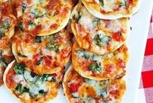 Serve this: Appetizers