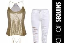 Sparkle and Shine / Every girl needs some sparkle in her wardrobe!