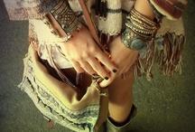 Bohemian Belle Style / Bohemian & gypsy styles