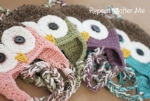 Crochet Hats - yes, their own board / by Meg Beard