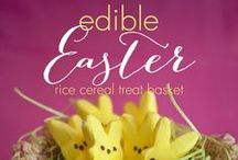 Spring into Easter! / The Easter bunny is coming… the Easter bunny is coming! Get crafty with Easter this year.