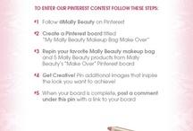 My Mally Beauty Makeup Bag / by Kim Humphrey