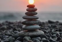 Balance / Life is a balance of holding on and letting go.