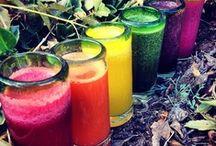 Taste the Rainbow / Rainbow drinks and rainbow treats, nothing tastes as good as the rainbow!