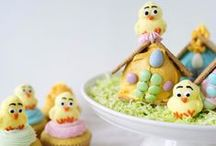 Easter Recipes, Craft Ideas and Free Printables