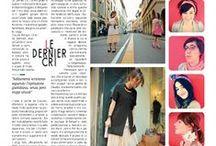 Le Dernier Cri is... / Discover us on ▶ facebook.com/lederniercriblog ▶ instagram.com/__lederniercri__