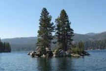 Huntington Lake CA