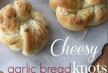 Let's Break Bread / by Cindy Fahrbach