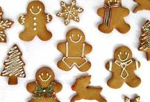 They call me Ginger / Gingerbread men, gingerbread houses, gingerbread food, and everything else gingerbread