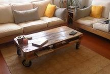Pallet and other DIY Furniture
