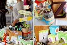 oh so Succulents / Succulents and Cactus party ideas, including party decorations, themed sweets and treats, printables and party activities.