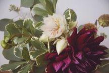 F+D / Autumn London Wedding - Golds, Violet and Orange at Sunbeam Studios