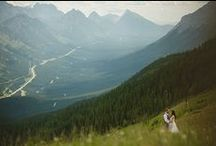 Weddings || Scenic Landscape Inspiration