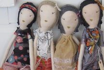 Dolls / by Chelsea Martin