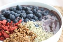 Back to School Smoothie Bowls