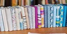 Literary Fabric by Heather Givans