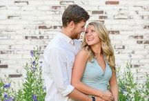 SSE Engagement Portraits // Northern Virginia Engagement Photographer