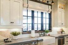 My Dream Option {M} Modern Farmhouse Kitchen