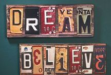 word love / If I could I'd fill my whole house with quotes. Since I can't...my favorites live here :)