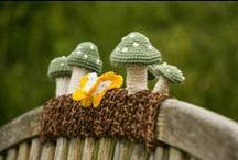 knit much? / by Rachel Fee-Prince