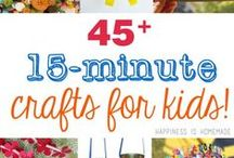 Kids Activities / Stuff to Do With the Kids