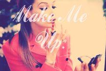 Make-Up / ❤️Make-up ideas❤️ / by Ana ♡ Davila