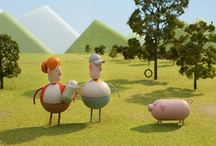 Animation / by Dave Tokley