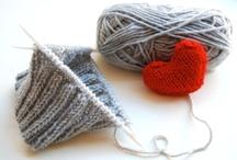 Tricô/Knit / by Marcia Lima Palamim