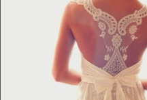 Yes, it is about the dress! / by Deborah Lingenfelter