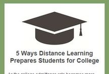 Distance Learning / On this board you will find tips for students who attend an online school and partake in distance learning.  / by Laurel Springs School