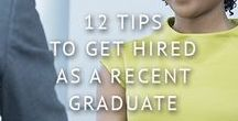 """Job Search/Interview Tips / Interview Questions, First impressions, """"How to choose the right job for you"""""""