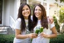"""Juices* Smoothie  / """"My tongue is smiling."""" ~ Abigail Trillin / by Cocomama Foods"""