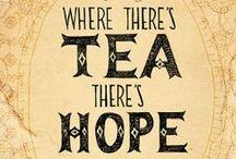 Tea please.