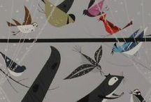 I Heart Charley Harper / by Rachel Fee