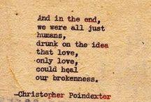 Words. / by Lindsay LeDuc