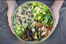 Vegan Salads - No eggs, cheese, or meat / Salads