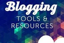 Blogging / The ups, downs, tips, and tricks to starting and maintaining a blog.