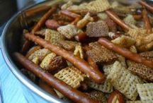 Food - Snacks / by Beth Faux