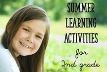 Tips to Prevent Summer Slide / by Laurel Springs School
