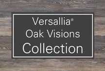 Versallia Oak Visions Collection / Versallia™ Oak Visions Collection features luxury vinyl plank flooring that is stylish, durable, competitively priced, and ideal for any size project.  / by Carlisle Wide Plank Floors