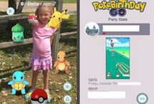 Pokemon Go Party / This year Bella wants a pokemon party!