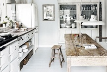 Kitchen & Dining / by The Vintage Farmhouse