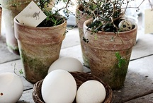 Easter / by The Vintage Farmhouse