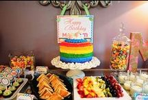 party time ideas / by Jessica Marzec
