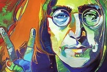 "PEACE / ""Imagine all the people, livin' life in peace.""   John Lennon / by Teresa Newell 🌺"