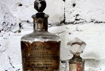 Bottles / by The Vintage Farmhouse